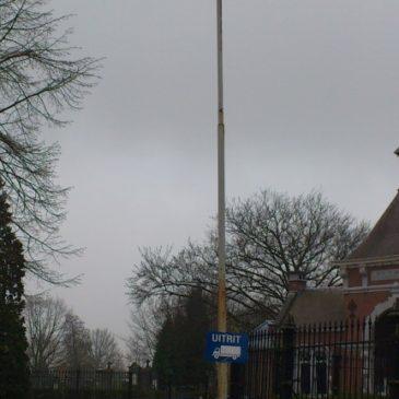 2012-03-31: Lantaarnpaal Silsburg