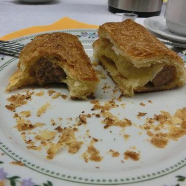 2015-01-21: Worstenbrood