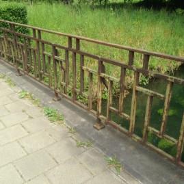 2014-05-01: Reling en poort