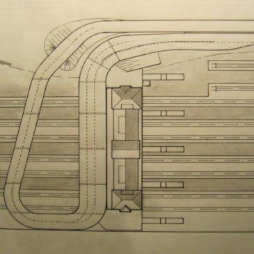 2014-02-24: De nieuwe lay-out van het hoofdstation nr3