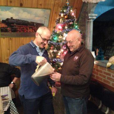 2015-12-22: Glühwein avond